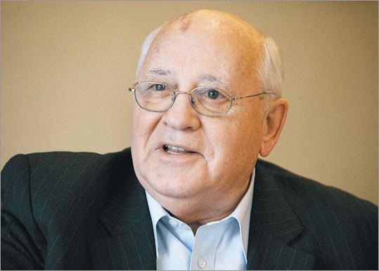 Горбачов съжалява, че не довел перестройката докрай