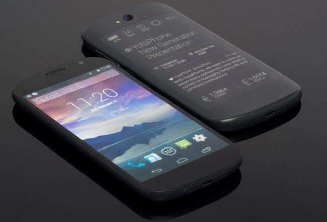 YotaPhone излиза в продажба в Русия