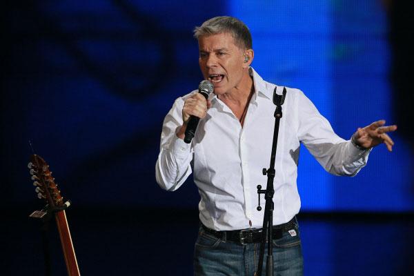 Олег Газманов в София през март