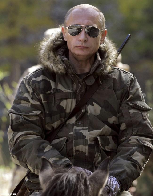 Черните лебеди на Владимир Путин