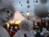 Рождественски панаири в Москва и Санкт Петербург (ФОТО)