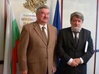 Руският посланик е недоволен от състоянието на паметника на съветската армия у нас