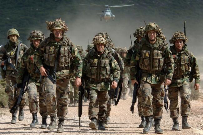Войници на НАТО в Донецк?