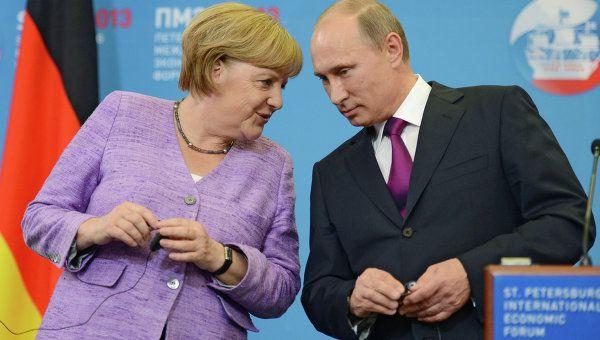 Сложното взаимодействие между Путин и Меркел според Deutsche Welle