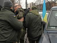 """""""Айдар"""" щурмува Министерството на отбраната на Украйна (ВИДЕО)"""