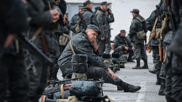 Американски военни пристигат в Украйна