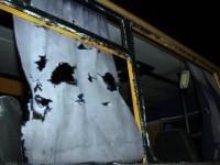 Броят на жертвите при обстрела на пътнически автобус в Източна Украйна достигна 12 души