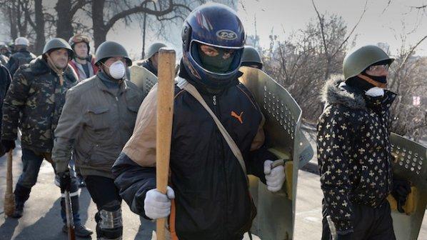 В Киев нападнаха телевизия, излъчила концерт на руски изпълнители