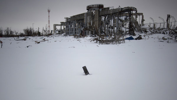 ДНР: Украинските военни напуснаха летището в Донецк