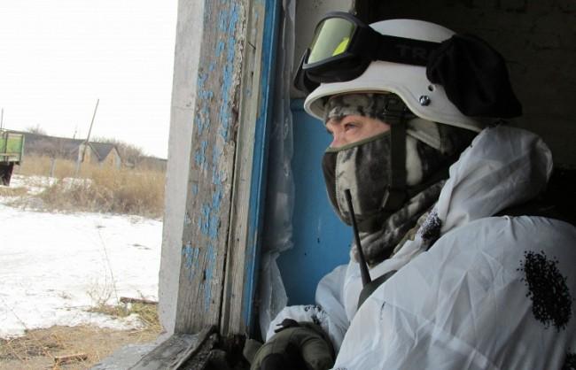 """10 хил. украински военни са в капана на """"дебалцевския котел"""""""