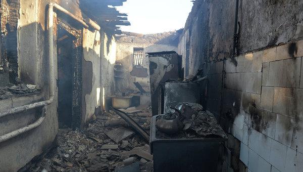 Украинската армия отново обстрелва жилищни квартали в Донецк