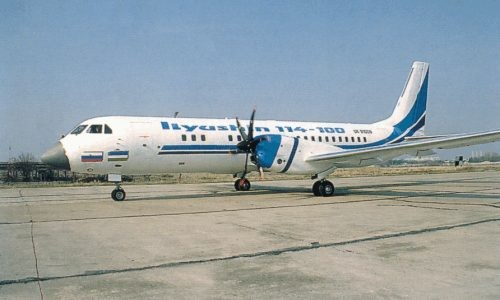 Русия възобновява производството на самолетите Ил-114