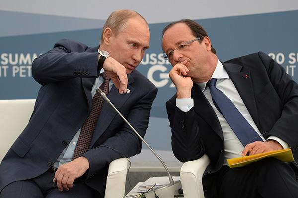 Какво сближава Франция и Русия?