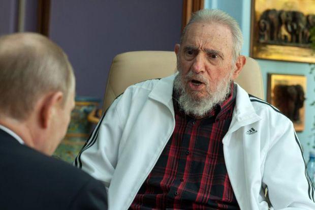 Фидел Кастро все още не вярва на Вашингтон