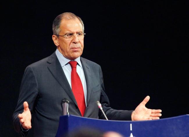 """Лавров разчита, че Вашингтон ще предпази Киев от """"нови военни авантюри"""""""