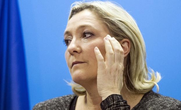 """Марин льо Пен: """"Руската заплаха"""" е една голяма измама"""