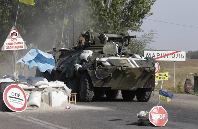 Мариупол остава стратегическа посока