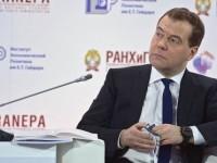 Медведев: Имаме ресурси, за да преодолеем трудностите в икономиката