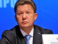 """Алексей Милер - председател на Управителния съвет на """"Газпром"""""""