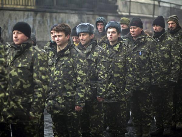 Русия ще помага на украинските граждани да не се озоват в армията