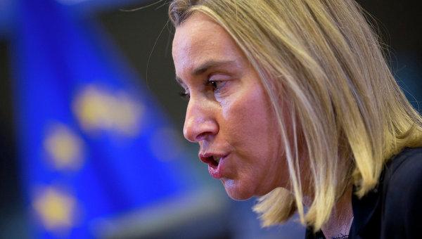 Могерини предложи на ЕС да възстанови сътрудничеството си с Русия