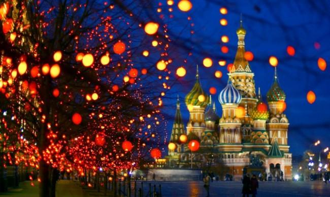Русия в навечерието на най-светлия християнски празник – Рождество Христово