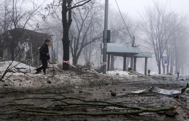 20 души загинаха при обстрела на украинската армия в Новорусия