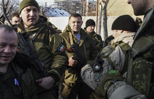 Опълченците в ДНР установиха контрол над летището в Донецк