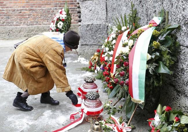 """""""Не е възможно да забравя онзи ден през януари 1945 година…"""""""