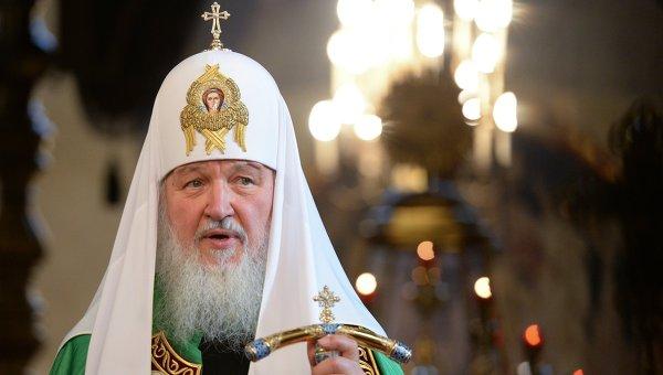 Патриарх Кирил: Изпитанията не могат да разрушат семейството на народите от историческа Русия