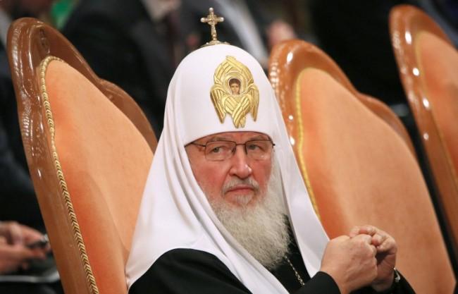 Патриарх Кирил: Разделението на украинския народ може да доведе до неговата гибел