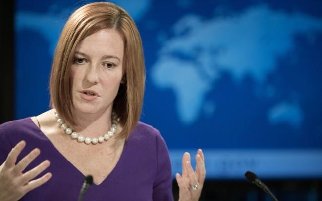 Псаки: САЩ са готови да отменят санкциите срещу Русия