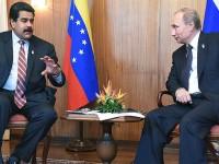 Путин и Мадуро обсъдиха ситуацията на петролния пазар
