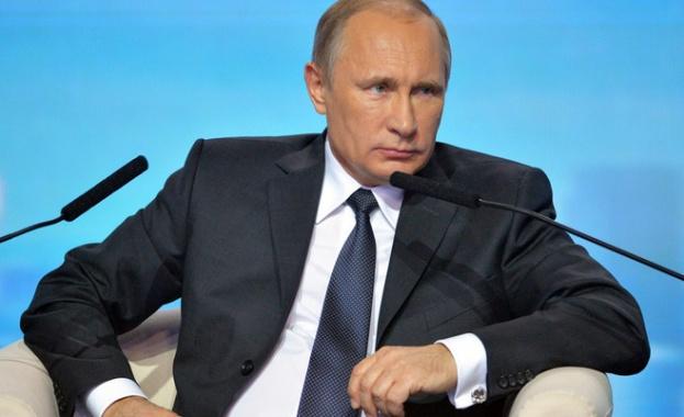 """Путин: украинската армия е """"натовски легион"""" за сдържане на Русия"""