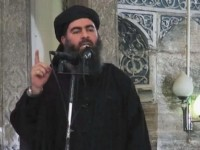 """Раниха лидера на """"Ислямска държава"""""""
