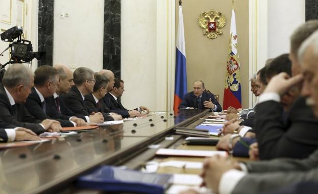 Русия прие годишен антикризисен план