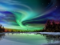 Северното сияние – красивият танц на светлини в небето