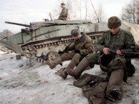 Украинската армия всеки момент може да атакува Донбас