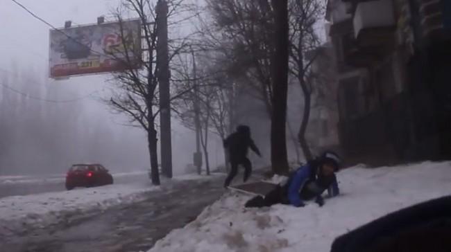 Греъм Филипс:  Сега в Донецк вече наистина е много страшно (ВИДЕО 18+)