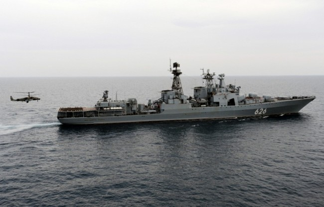 """Корабът """"Вицеадмирал Кулаков"""" постави рекорд по продължителност на плаването"""