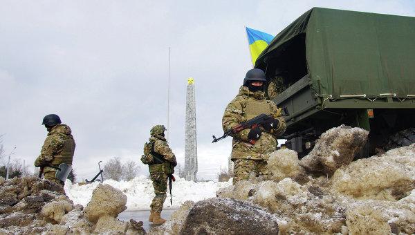 Украинските военни 43 пъти за едно денонощие нарушиха примирието в Донбас