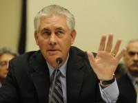 Рекс Тилерсън, президент и главен изпълнителен директор на Exxon Mobil