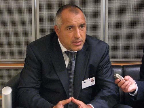 """Програмата на кабинета """"Борисов"""" включва """"Южен поток"""""""