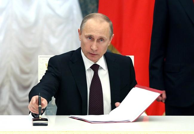 Владимир Путин няма да представлява Русия на срещата в Манила