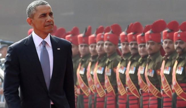 Индия показа на Барак Обама руска техника