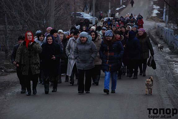 Наши сънародници въстанаха срещу насилствената мобилизация