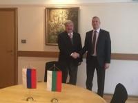 България да засили търговското си присъствие в руските региони