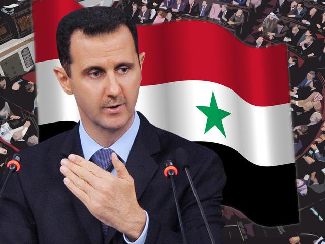 Президента Башар ал-Асад