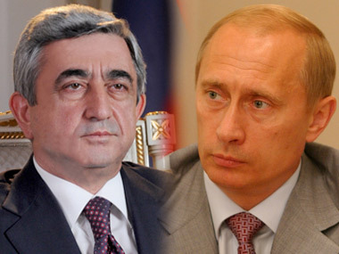 Путин изказа съболезнования на Саркисян за клането в Гюмри. Дезертьор-изрод изби семейство Аветисян