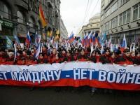 Милионно шествие Антимайдан в цяла Русия – за пръв път в историята на света срещу САЩ и сателитите и!
